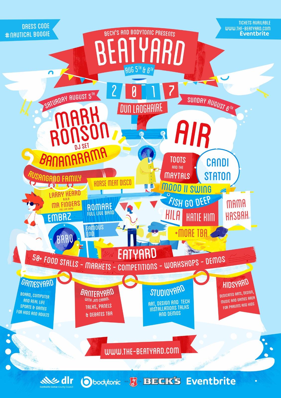 Beatyard2017 _lineup_poster