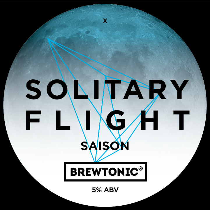 Solitary Flight badge